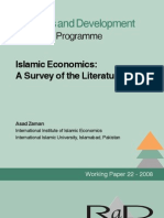 Islamic Economics Dr Asad