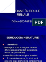 Sindroame in Bolile Renale
