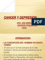 Cancer y Deporesion