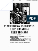 Firearms] - Fireworks & Explosives Like Granddad Used to Make by Kurt Saxon