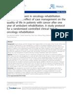 Open Access - Onc-Rehab