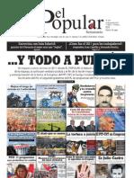 El Popular N° 169 - 16/12/2011