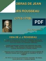 Vida y Obras de Jean Rousseau
