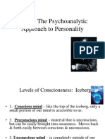 49702621 Psychoanalytic Theory