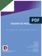 Dossier Presse JND10