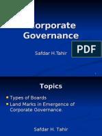 Corprate Governance