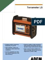 ABEM Terrameter LS-2P