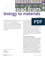 Dan Luo- The road from biology to materials