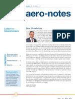 Aeronotes December 2011