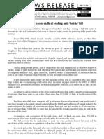 dec17.2011_b House passes on final reading anti-'botcha' bill