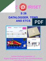 Datalogger TPWS