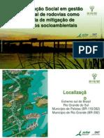 Comunicação Social Aplicada à Gestão Ambiental - BR-392