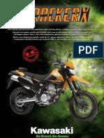 Folheto D Tracker X