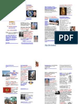 Kavassilas Kroll Eisenhower Exopolitics COINTELPRO NESARA