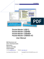 Packet-Master User Manual