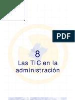 0503 SI y Telecomunicaciones en Navara 8las TIC en La Administraci%C3%B3n