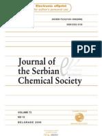 Jockovic Et Al., 2008_JSCS-3795