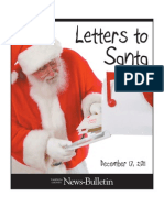 Letters to Santa 2011