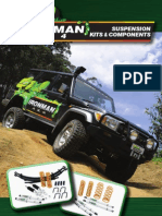 2009 Suspension Brochure