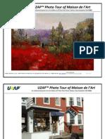 UZAP Photo Tour Maison de l'Art