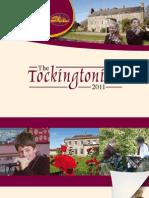 Tockingtonian 2011