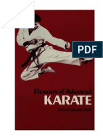 Elements of Advanced Karate - Lester Ingber 1985