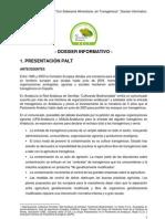 DOSSIER INFORMATIVO CAMPAÑA PALT