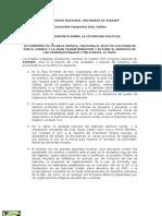 Manifiesto de AIDESEP sobre Ollanta Humala