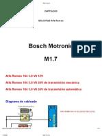 Alfa Romeo Bosch Motronic m1.7
