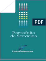 Portafolio de Servicios wt (World Tech)
