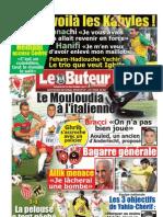 LE BUTEUR PDF du 18/12/2011