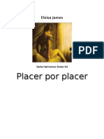 James Eloisa - Hermanas Essex 04 - Placer Por Placer