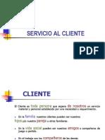 SERVICIO AL CLIENTrE
