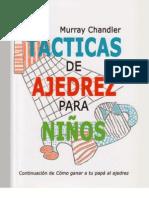 Chandler M. - Tácticas de Ajedrez para Niños [ES][2005].129s.clean1