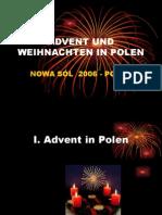 Advent Und Weihnachten in Polen