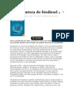 Processo de Filtragem No Biodiesel