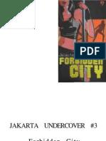 Jakarta pdf novel undercover