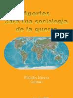Aportes para una sociología de la guerra - Fabián Nievas