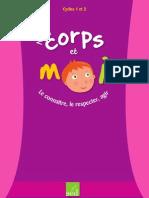 Mon Corps & Moi, Maternelle