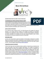 Becas Víctor Hugo – Universidad de Franche-Comté