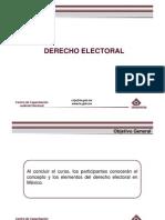 Derecho Electoral Todo