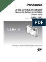 Lumix FP3 Manual