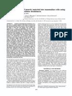 Jolanta F. Kukowska-Latallo et al- Efficient transfer of genetic material into mammalian cells using Starburst polyamidoamine dendrimers