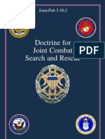 Doctrine for Joint Combat Search and Rescue