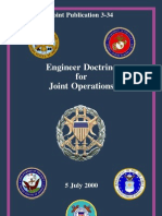 Engineer Doctrine for JointOps(2000)