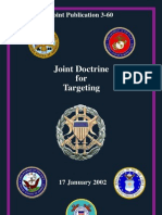 Joint DoctrineTargeting(02)