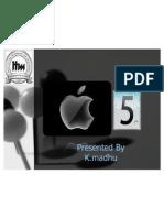 Apple i5 2012