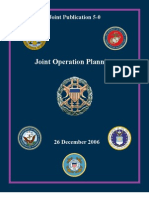 Joint Ops Planning