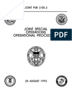 JointSpecOps OperationalProcedures(93)