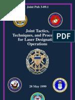 JTTP for Laser Designation Ops